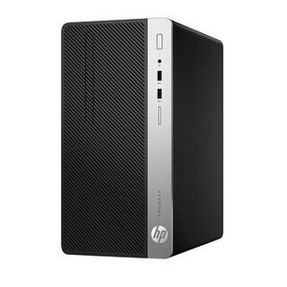Hp Desktop Computer Prodesk 400 G4 (Z2h65ut#Aba) Intel Core I3 7Th Gen 7100
