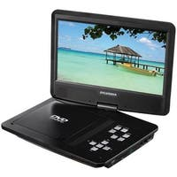 "Sylvania Sdvd1048 10"" Portable Dvd Player With 5-Hour Battery"