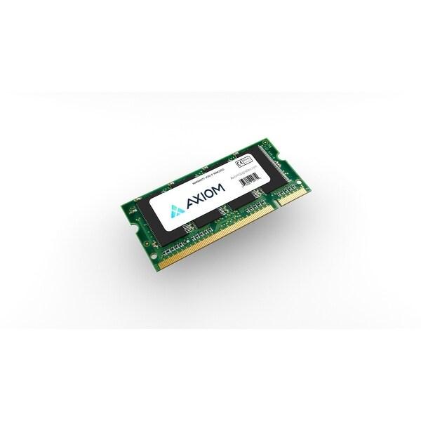 Axion 91.49V29.004-AX Axiom 1GB DDR SDRAM Memory Module - 1GB - 333MHz DDR333/PC2700 - DDR SDRAM - 200-pin SoDIMM
