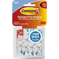 3M Command Clr Wire Hook