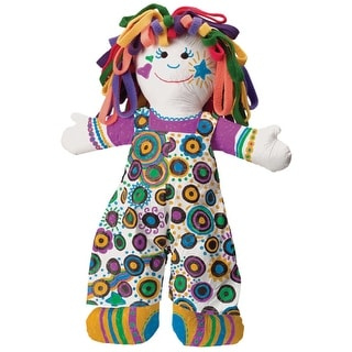 Color & Cuddle Washable Kit-Doll