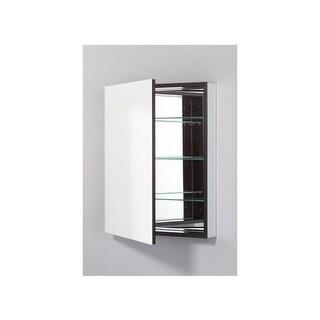 """Robern PLM2430LE PL Series 30"""" x 23-1/4"""" x 4-5/8"""" Left-Hand Single Door Medicine"""