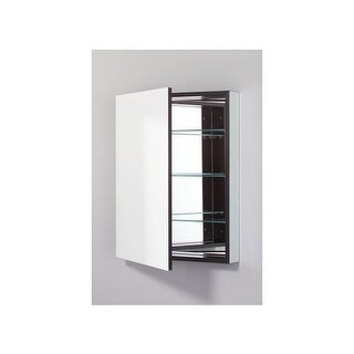 "Robern PLM2430RE PL Series 30"" x 23-1/4"" x 4-5/8"" Right-Hand Single Door Medicin"