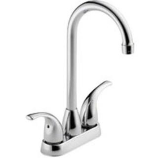 Peerless P288LF Two Handle Bar Prep Faucet