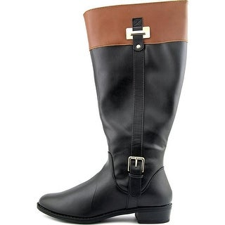 Link to Karen Scott Womens DELIEE Round Toe Knee High Riding Boots Similar Items in Women's Shoes
