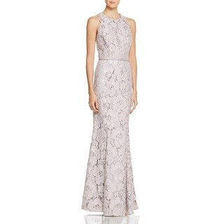 JS Collections Womens Formal Dress Lace Sleeveless