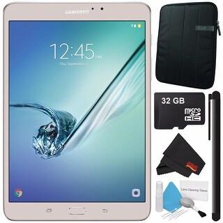 "Samsung 32GB Galaxy Tab S2 8"" Wi-Fi Tablet SM-T713NZDEXAR + Universal Stylus for Tablets + 32GB Class 10 Card Bundle"