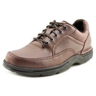 Rockport Eureka Men  Round Toe Leather Brown Walking Shoe