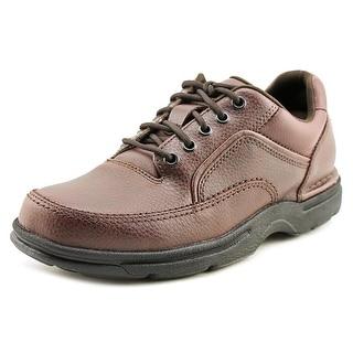 Rockport Eureka Round Toe Leather Walking Shoe