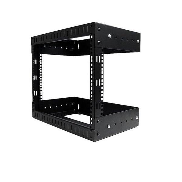 Startech - Rk812walloa Open Frame Wall Mount Equipmentnrack 8U Adjustable Depth