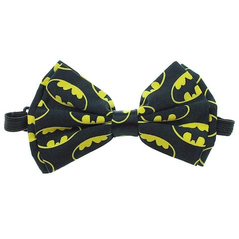 DC Comics Batman Logo Bow Tie