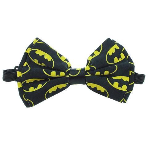 DC Comics Batman Symbols All Over Print Bow Tie