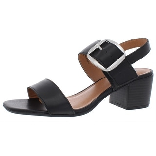 Link to White Mountain Womens LAMAR Slingback Sandals Leather Square Toe Similar Items in Women's Shoes