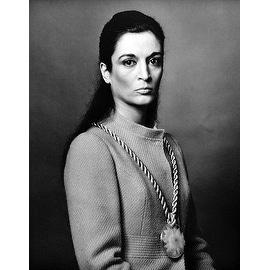 Marisol Escobar, Vintage 1977 Gelatin Silver Photograph, Jack Mitchell
