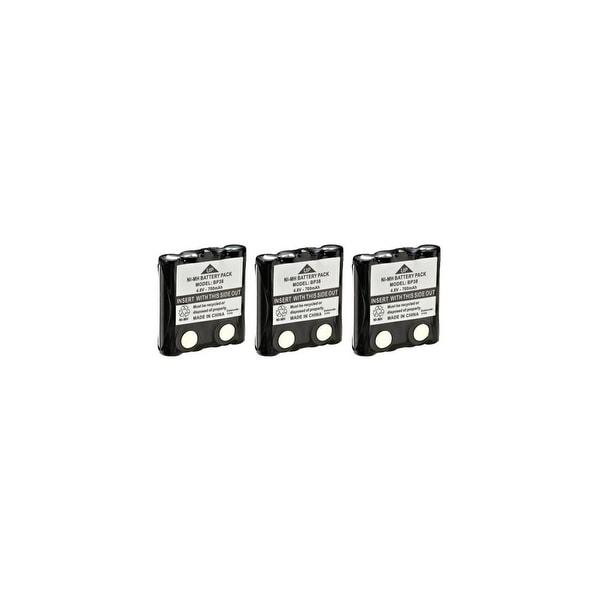 Uniden Radio Battery - 3 Pack