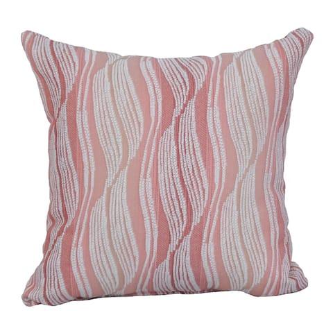 Blazing Needles 17-inch Square Throw Pillow
