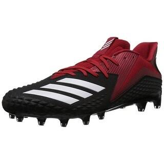 Adidas Mens Freak X Carbon Low Top Lace Up Soccer Sneaker