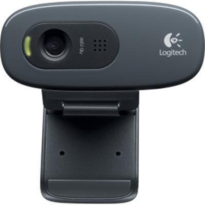 Logitech 960-000694 C270 Desktop/Laptop Webcam Hd 720P Widescreen F/ Video Calling