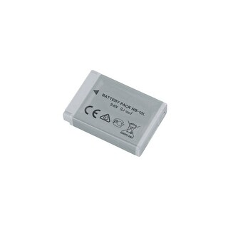 Battery for Canon NB-13L / 9839B001-Single Pack Canon/Battery-NB-13L
