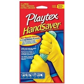 Playtex HandSaver Gloves, X-Large 1 Pair