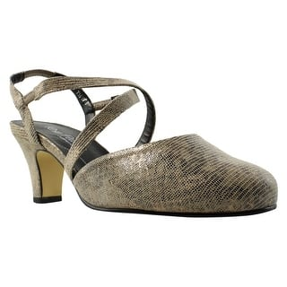 15f38d24090 Buy Extra Wide Rose Petals Women s Heels Online at Overstock.com ...