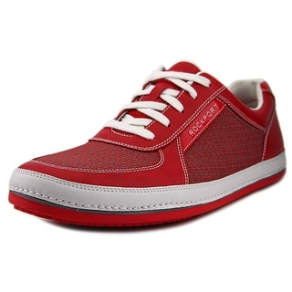 Rockport Harbor Point Low Men Round Toe Synthetic Sneakers