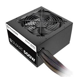 Thermaltake Power Supply PS-SPD-0500NPCWUS-W Smart 500W ATX 12V APFC 80+ Standard Black Retail
