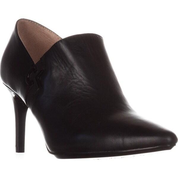 Calvin Klein Joanie Ankle Boots, Black