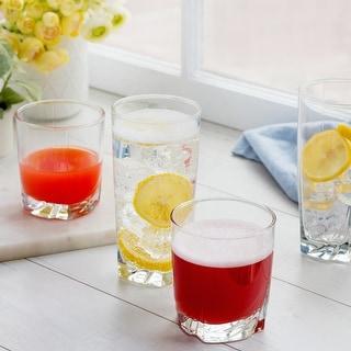 Link to Luminarc 16 Piece Ascot Glass Tumbler Set Similar Items in Glasses & Barware
