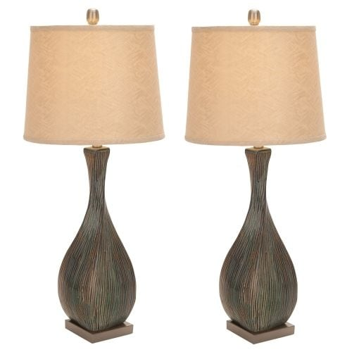 Aspire Home Accents 95786 Dana Table Lamp (Set of 2)