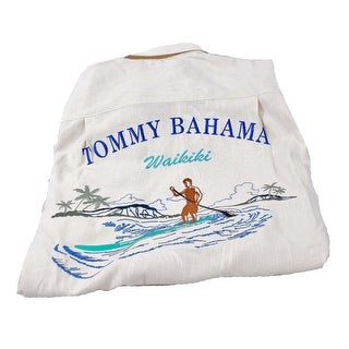 Tommy Bahama Waikiki Continental XX-Small Camp Shirt