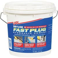 United Gilsonite Lab 10Lb Fast Plug Cement 00924 Unit: PAIL