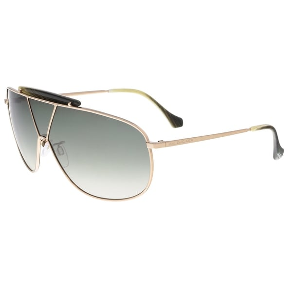Balenciaga BA0030 28P Gold Shield Sunglasses - 66/8/135