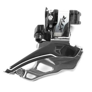 Shimano XTR 10 Speed Mountain Bicycle Front Derailleur - FD-M986