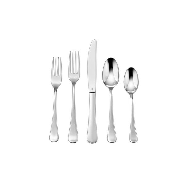 Cuisinart Trevoux Collection Stainless Steel Flatware Set, 20-Piece Set