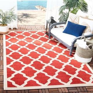 Safavieh Courtyard Dian Indoor/ Outdoor Trellis Rug