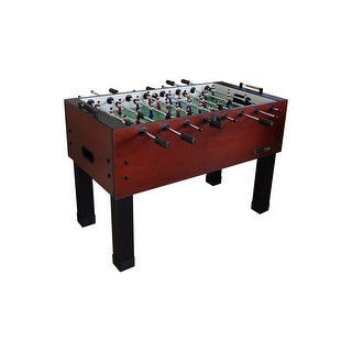 Carrom Wild Cherry PREASSEMBLED Foosball Table Soccer Model 750.35