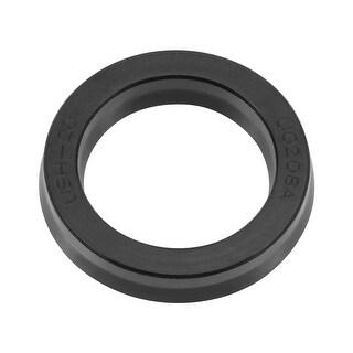 Hydraulic Seal, Piston Shaft USH Oil Sealing O-Ring, 20mm x 28mm x 5mm