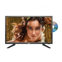 "24"" Naxa 12 Volt AC/DC LED HDTV with DVD and Media Player + Car Package"