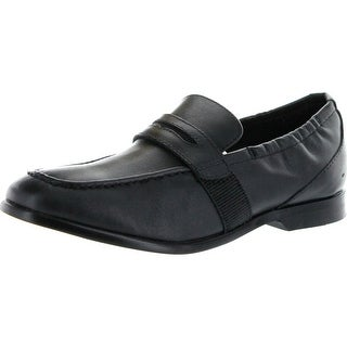 Venettini Boys Frank Designer Slip On Moccasin Loafers