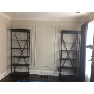 Barnstone Cornice Etagere Bookcase by iNSPIRE Q Artisan
