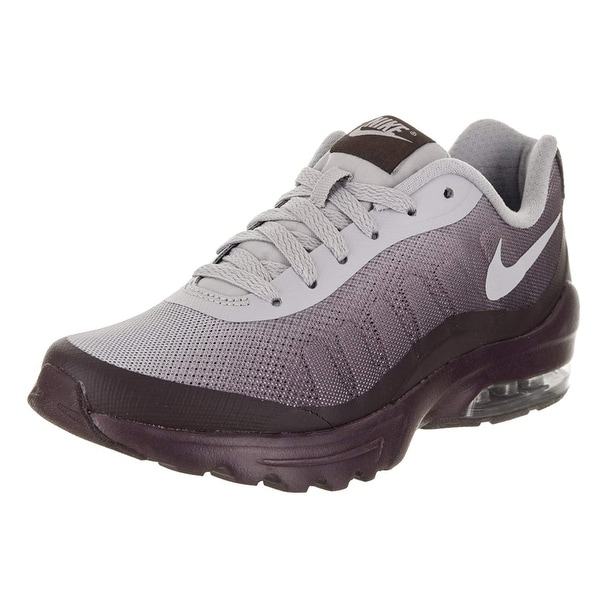 quality design ee6e0 5f611 Shop Nike Women s Air Max Invigor Print Port Wine Wolf Grey 6 - Free  Shipping Today - Overstock - 25639998