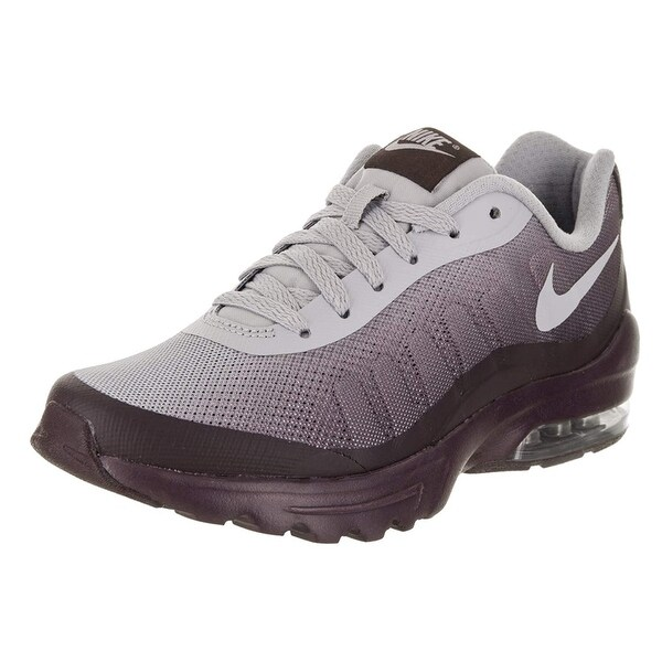 Nike Women's Air Max Invigor Print Shoe Port WineWolf Grey Size 7.5 M Us