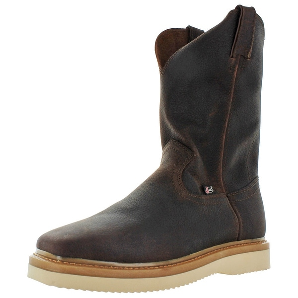Justin Original Men's Pull On Square Toe Boots WK4808