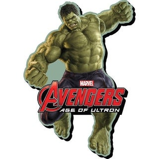 Aquarius Avengers 2 Hulk Funky Chunky Magnet