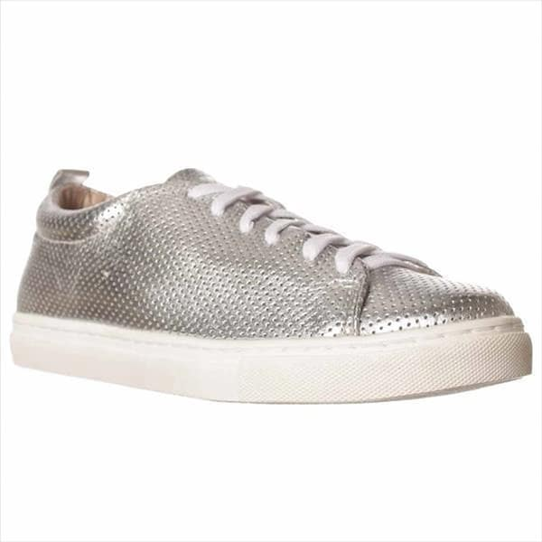 Dolce Vita Womens Oriel Low Top Lace Up Fashion Sneakers