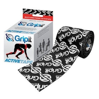 Gripit ACTIVETAPE 3 X 5 5 Yds Black