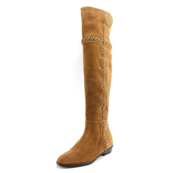 Michael Michael Kors Malin Boot Women Dk Caramel Boots