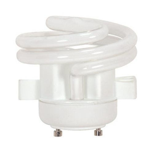 Satco 8228 Squat CFL Bulb For Hunter Ceiling Fans 18 Watt