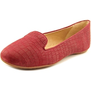 Splendid Cannes Round Toe Leather Loafer